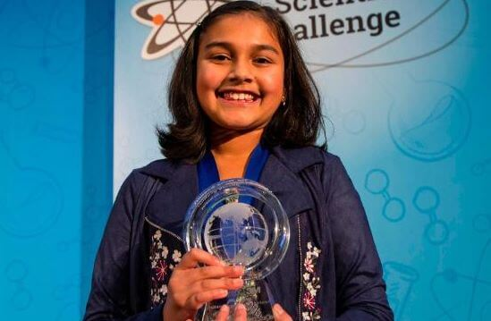 jedenastrocne dievca vytvorilo senzor na detekciu olova vo vode a vyhralo 25 000 dolarov