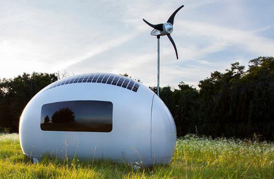 video predstavujeme slovensku ecocapsulu energeticky sebestacny mobilny mikrodom
