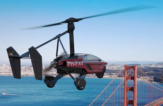 prve lietajuce auto bez kridiel ktore si budete moct realne kupit