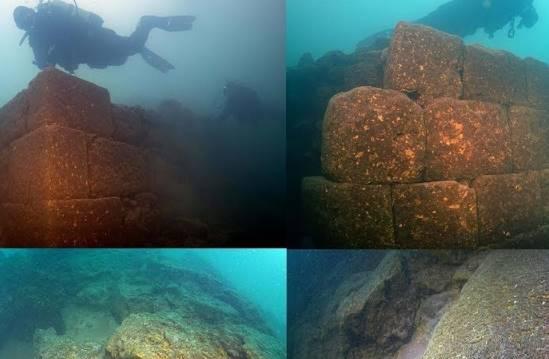 video v tureckom jazere objavili zahadny tri tisic rocny hrad